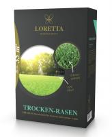 Loretta Trocken-Rasen Premiumrasen mit Mantelsaat