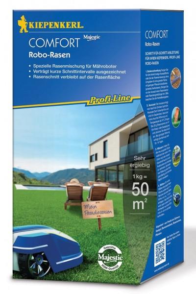 Packshot der Kiepenkerl Profiline Comfort Robo-Rasensamen Mischung 1kg
