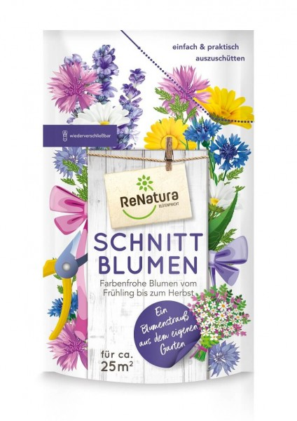 Greenfield ReNatura Schnittblumen