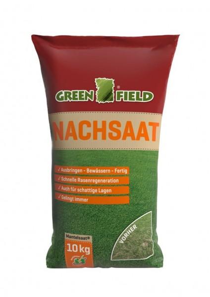Greenfield Nachsaat Rasensamen 10kg