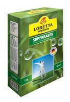 Loretta Superrasen 1 kg Rasensamen