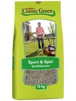 Classic Green Sport- & Spielrasen 10kg Rasensamen