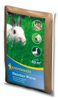 Kiepenkerl Kleintier - Wiese mit Klee 10 Kg Rasensamen