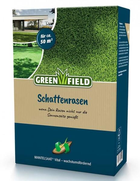 Greenfield Schattenrasen Mantelsaat® Vital