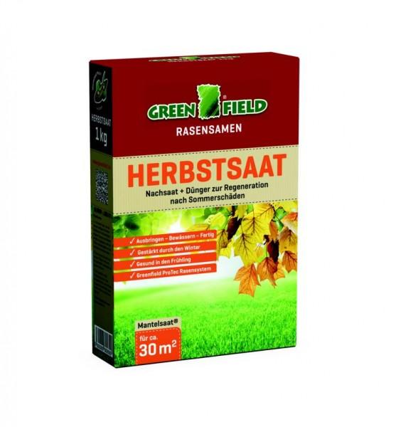 Greenfield Herbstsaat mit Mantelsaat® Nutri 1kg
