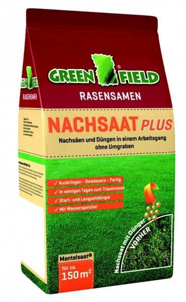 Greenfield Nachsaat Plus Rasenmischung 5kg
