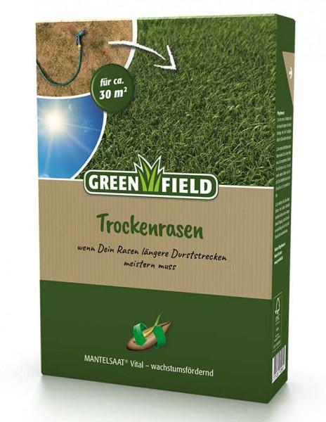 Greenfield Trockenrasen Mantelsaat® Vital
