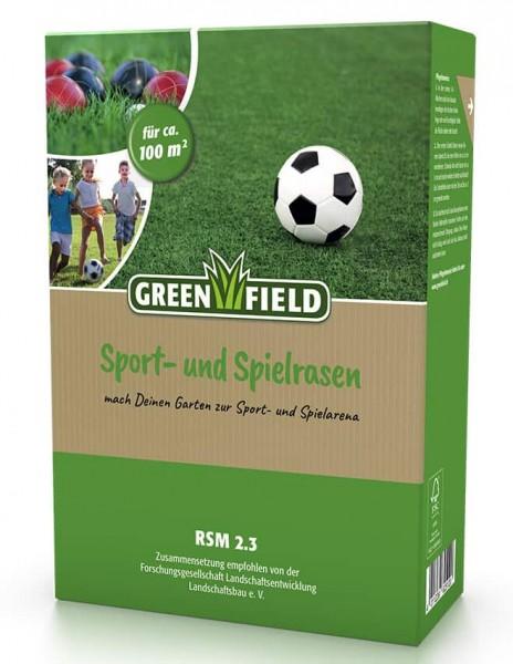 Greenfield Sport -und Spielrasen RSM 2.3