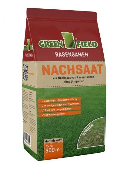 Greenfield Nachsaat Rasensamen 5kg