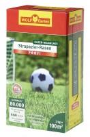 Wolf-Garten LJ 100 Strapazier-Rasen 2kg Rasenmischung für 100qm