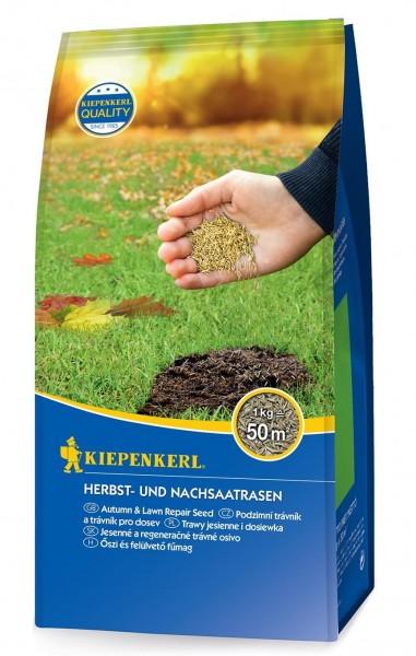 Kiepenkerl Herbstrasen 1kg für 50m²