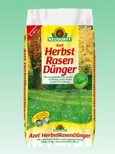 Neudorff Azet Herbstrasen-Dünger 10 kg