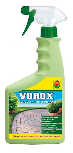 VOROX Terrassen und Wege AF 750 ml