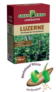 Greenfield Landsaat - Mischung Luzerne 500 Gramm
